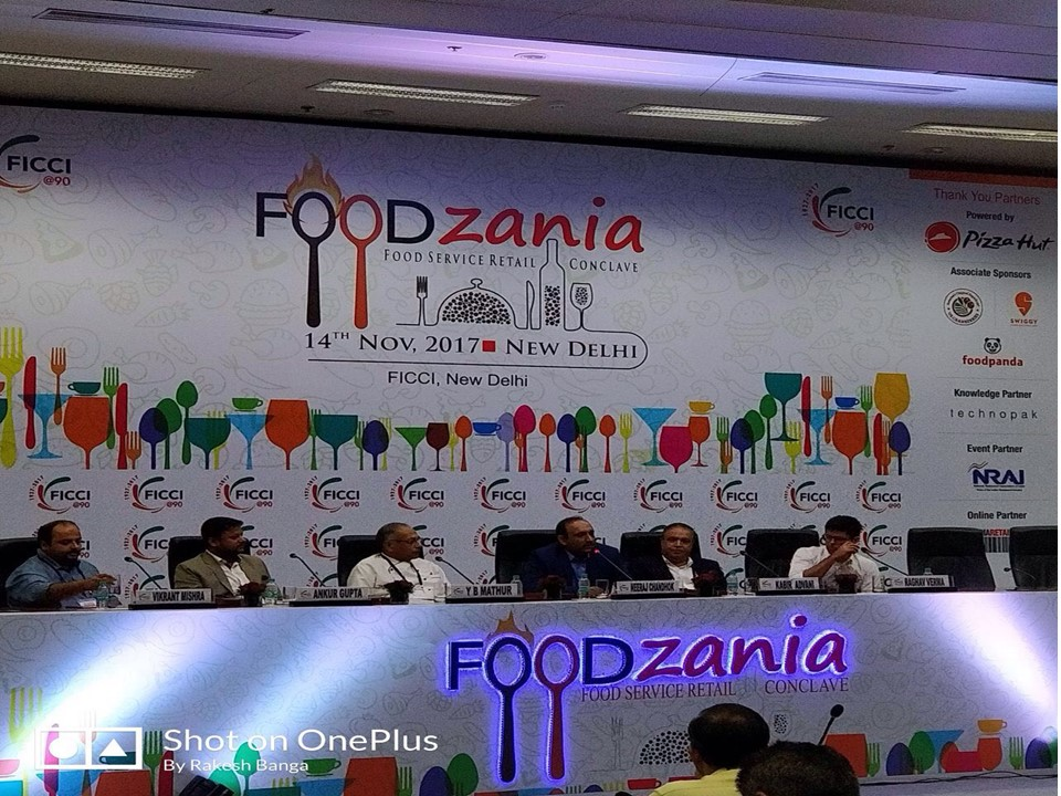 MODERATOR AT FOODZANIA BY CII